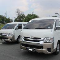 12 seater van hire