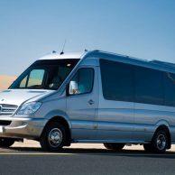 Moving van rental