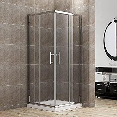 Frameless Glass Shower Screens: How to keep the glass Clear?