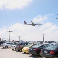 Melbourne airport short-term parking