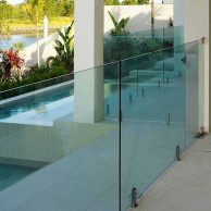 Pool glass fencing Melbourne