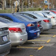 Melbourne airport short term parking